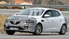 Renault prépare la Mégane 4 restylée