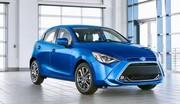 Nouvelle Toyota Yaris : la Mazda 2 à l'américaine