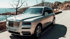 Essai Rolls-Royce Cullinan : monumental !