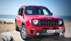 Le Jeep Renegade s'offre une série spéciale Quicksilver