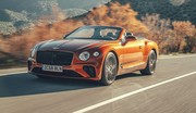Essai Bentley Continental GT Convertible : Jeteur de sorts