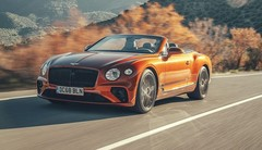 Essai Bentley Continental GT Convertible : Jeteur de sorts