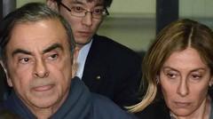 Carole Ghosn en appelle à Macron pour faire sortir son mari de prison