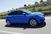 Essai Seat Ibiza SportCoupé : la petite délurée