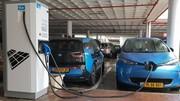 Vente de véhicules électriques : forte hausse en mars 2019, la Zoe mène la danse