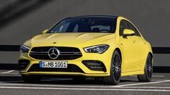 Mercedes CLA : voici la 35 AMG