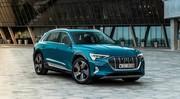 L'autonomie de l'Audi e-tron ne convainc pas les américains…