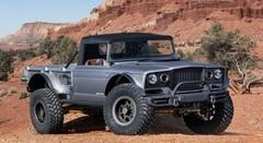 Six concepts de pick-up au safari Jeep 2019