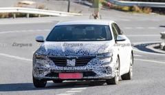 Renault Talisman : La version restylée lancée début 2020