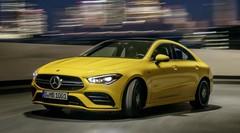 Mercedes-AMG CLA 35 : 306 chevaux pour le coupé sportif à quatre portes