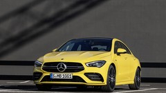 Mercedes-AMG CLA 35 : sensuelle sportivité