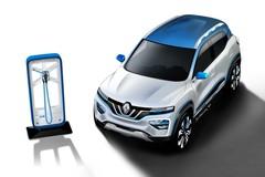 Renault City K-ZE : la citadine électrique bientôt dévoilée en Chine