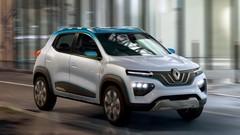 La Renault City K-ZE sera au Salon de Shanghai