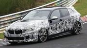 BMW : la nouvelle M135i presque prête