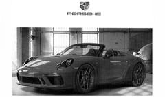 Porsche 992 Speedster : la voilà !