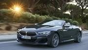 BMW M850i Cabriolet : Toile de maître