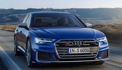 Audi convertit ses S6 et S7 au TDI électrifié