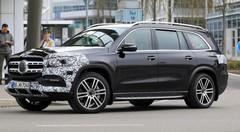 Déguisement minimal pour le grand SUV Mercedes GLS 2020