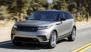 Range Rover Velar : amélioration continue