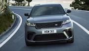 Range Rover Velar : Bonus pour le millésime 2020
