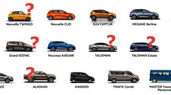 Quelles sont les Renault menacées de disparition ?