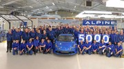 Alpine : un super carton !