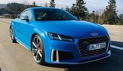Essai Audi TT 2019 : 20 ans et toutes ses dents