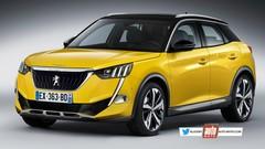 Futur Peugeot 2008 (2020) : appliquer la recette du 3008 pour réussir