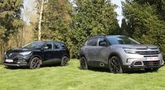 Essai Citroën C5 Aircross vs Renault Kadjar : SUV à la fibre familiale ?
