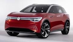Volkswagen ID Roomzz : ultime concept électrique à Shanghai