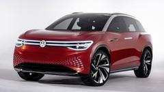 Volkswagen ID Roomzz (2019) Le Grand Suv Zéro Émission De Volkswagen