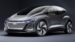 Audi AI:ME Concept : une compacte électrique au salon de Shanghai