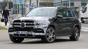 Mercedes GLS, le SUV du super grand luxe allemand !