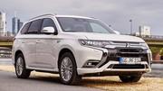Déjà 200 000 Mitsubishi Outlander PHEV