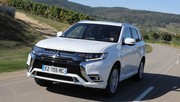 Mitsubishi Outlander PHEV 200.000 exemplaires dans le monde