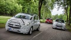 Nouvelle Opel Corsa : super légère !