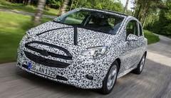 Opel Corsa : sous la tonne