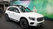 Mercedes concept GLB : le futur SUV à sept places de Mercedes
