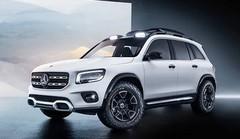 Mercedes Concept GLB : le juste milieu du SUV