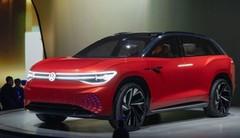 Volkswagen ID Roomzz : SUV électrique haut de gamme