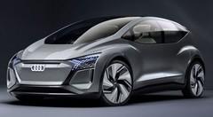 Audi AI:ME, une électrique de plus !