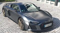 Essai Audi R8 V10 Performance Decennium 620 ch : Dix ans et toutes ses dents