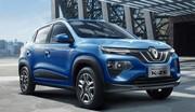 La Renault City K-ZE fait ses débuts à Shanghai