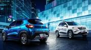 Renault dévoile sa citadine électrique low-cost City K-ZE