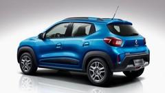 Renault City K-ZE 2019 : infos, photos... tout sur la Kwid électrique