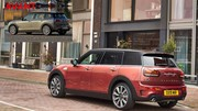 Mini Clubman 2019 : La version restylée du petit break se montre