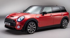 Mini Clubman : petit lifting