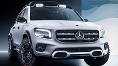 Le Mercedes GLB s'attaque au Land Rover Discovery Sport