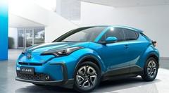 Shanghai 2019 : Toyota présente un C-HR électrique