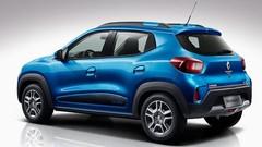 Renault City K-ZE (2019) : Le SUV urbain 100% électrique uniquement pour les chinois